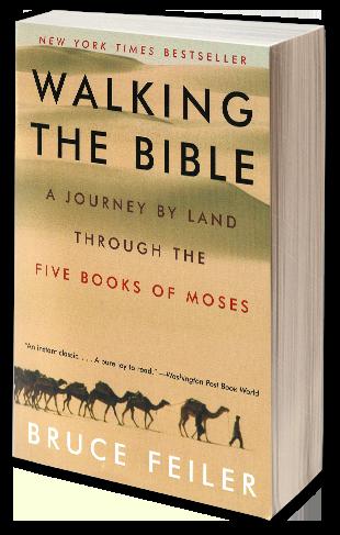 bruce feiler walking the bible